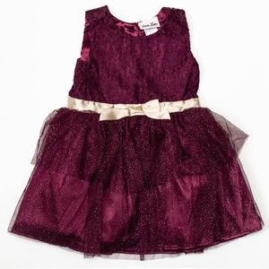 Little Lass 2pc Dress 2T